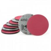 Шлифовальные круги 150 мм без отв. Sia  Velvet Т3307. Р240-Р4000
