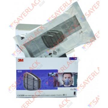 Сменный фильтр 3М 6051 для масок и полумасок