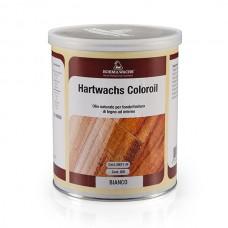 Масло паркетное повышенной твердости Hartwachs Coloroil