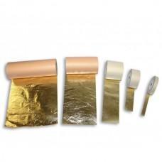 Золото в рулонах